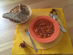 Chilli Con Carne Oatmeal, Breakfast, Food, Chili Con Carne, Meat, Easy Meals, Kochen, Food Food, Food Recipes