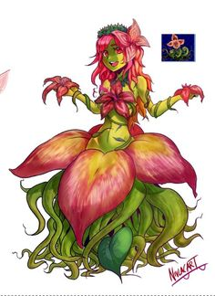 plant monster - Google Search