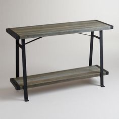 Venice Console Table e  at Cost Plus World Market >> #WorldMarket Movie Night Giveaway Sweepstakes http://sweeps.piqora.com/worldmarket