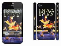 Kiss para iPhone
