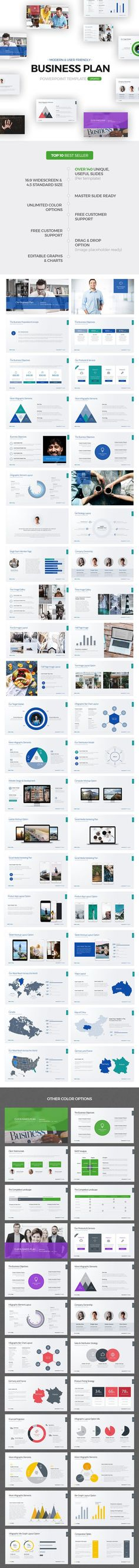 Buy Business Plan Keynote by DesignDistrict on GraphicRiver. Get a modern Keynote Presentation that is beautifully designed and functional. This slides comes with infographic ele. Create Powerpoint Template, Powerpoint Tutorial, Powerpoint Themes, Business Powerpoint Templates, Creative Powerpoint, Infographic Templates, Keynote Template, Microsoft Powerpoint, Powerpoint Presentations