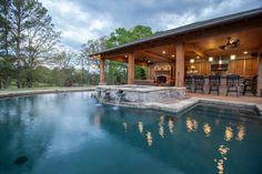 101 Bilder von Pool im Garten - rustikal swimming pool outdoor