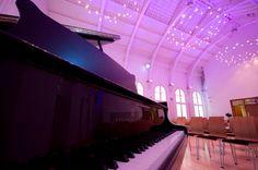 Recital room city halls Glasgow on my wedding day!