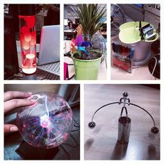 We're having a Pimp Your Desk competition in our London office. Here are some of our favourites so far... #TBGculture