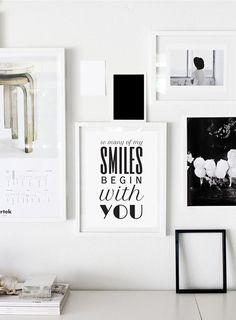 Drucken Wand Dekor Liebe Geschenke für ihn von ColourMoon auf Etsy