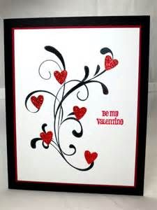Valentines Day Card: Stampin Up, Handmade, Be My Valentine - Silvia Creative Studio - Valentine's day Valentines Day Cards Handmade, My Funny Valentine, Valentine Crafts, Homemade Valentine Cards, Valentine Flowers, Stampin Up, Making Greeting Cards, Greeting Cards Handmade, Stamping Up Cards