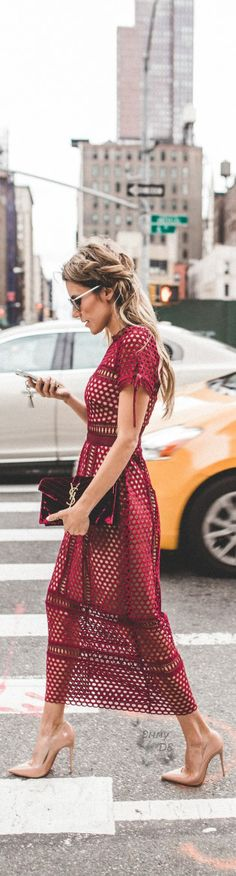 Emmy DE * NY #streetstyle #YSL Classy Outfits, Chic Outfits, Fashion Outfits, Spring Street Style, Spring Summer Fashion, Curvy Girl Fashion, Ny Fashion, Ysl College, College Style