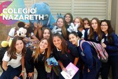 Las chicas del Nazareth se unen a este sueño único!  #promoteam2016 #enjoy15 #transatlantica #avanta