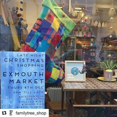 #Repost from our stockist @familytree_shop Highly recommended if you're in #London tonight!  Late night shopping event on #exmouthmarket is on tonight. We are offering 10% off and serving warm mulled cider. There will be carol singing and more offers and discounts from our neighbors.  #latenightshopping #shopsmall  #shopindependent