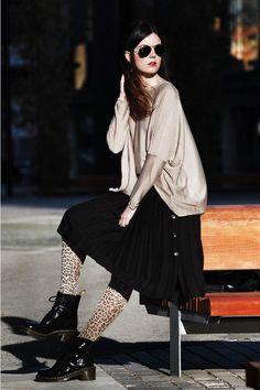 Street Style #Schuhe, Booties