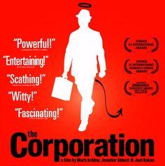 :: UN CAS DE LÉGITIME DÉFENSE   :: Si vous n'avez pas encore visionné 'The Corporation', c'est de l'abus et vous devriez vous poursuivre pour refus de porter secours à une personne en détresse ;) ::    http://www.youtube.com/watch?v=0ZmQ-YL63fM ::    The Corporation- 'Sous-Titres : Français'   :: Pour comprendre quoi que ce soit dans ce qui se passe et le narratif que l'on nous assène à grand coups de bâtons médiatiques 24/7...