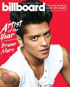 Congratulations to @Bruno Palena Palena Mars, Billboard's 2013 Artist of the Year!