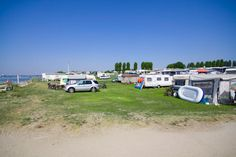 Timmendorf: Campingplatz Südstrand