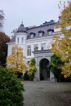 Hamburg-Rotherbaum: Villa Beit