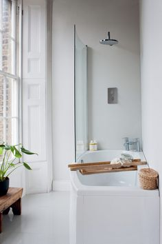 The Avon shower by Burlington | How to Plan the Perfect Bathroom - Mad About The House