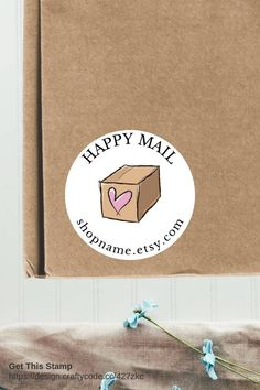 Made with Love Stickers Business Packaging Stickers Clear Stickers Small Business Label Coffee  Fun Stickers Made with Coffee Stickers