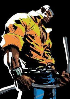 Classic Power Man (Luke Cage)