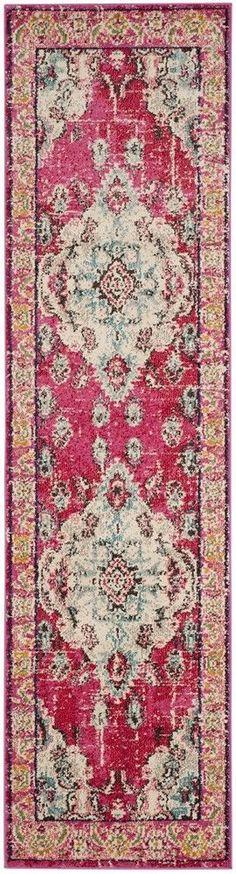 Crosier Pink Area Rug