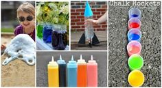 30 Summer Science Activities for Kids from Growing a Jeweled Rose summer science 00 Summer Preschool Activities, School Age Activities, Preschool Science, Science Experiments Kids, Science For Kids, Science Fun, Science Today, Exercise Activities, Science Chemistry