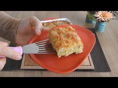 5 DK NEFİS BİR ÇÖREK HAZIRLADIM😍YEMELERE DOYMADIK HEM ÇOK PRATİK HEM ÇOK LEZZETLİ PATATESLİ ÇÖREK - YouTube Mashed Potatoes, Cauliflower, Macaroni And Cheese, Eggs, Vegetables, Breakfast, Tableware, Ethnic Recipes, Food