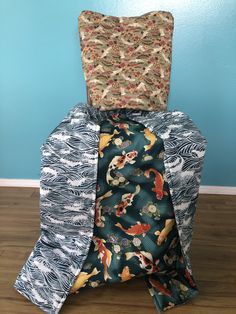 Vera Bradley Backpack, Koi, Baby Car Seats, Quilts, Unique, Fabric, Handmade, Bags, Design