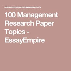 good topics for a sociology research paper