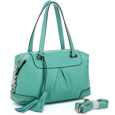 Sidney Satchel in Mint | Awesome Selection of Chic Fashion Jewelry