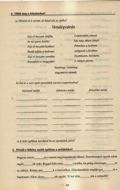 Albumarchívum - Házi feladat magyar nyelvből 4