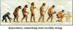 Devolution?