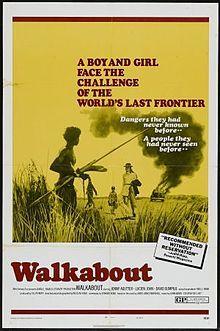 Walkabout, 1971, Nicolas Roeg