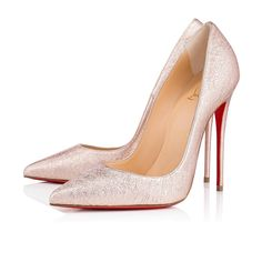 Christian Louboutin United States Official Online Boutique - So Kate 120 Rose Gold Specchio/Laminato available online. Discover more Women Shoes by Christian Louboutin Louboutin High Heels, Stilettos, Pumps Heels, Stiletto Heels, Shoes Sandals, Women Sandals, Shoes Women, Christian Louboutin So Kate, High Heels