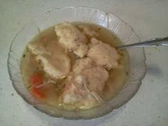 How To Make Killer Good Chicken and Dumpling Soup! Or Noodles Can Be Sub...