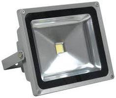 Reflector LED Tipo Flood de 100 Watts Para Exterior
