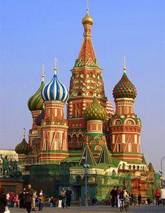 Moskau, Basilius Cathedrale