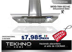 ¡ENVIO A TODA LA REPUBLICA! LLlamanos : Monterrey : (81)-4162-36-08 Puebla : (22)-2690-31-45 México : (55) 8421-2653 / (55) 8421-2517 Veracruz: (22)-9690-3113 Correo electronico : info@tekhno-home.com www.tekhno-home.com