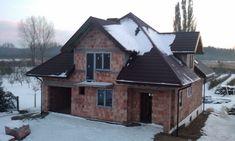 Gwiazda stan surowy zamknięty #budowa #projekt #dom