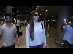 WATCH Daisy Shah at Mumbai Airport returns from IIFA Awards 2016. See the full video at : https://youtu.be/Yg5w4hysJ24 #daisyshah #iifa #iifaawards2016