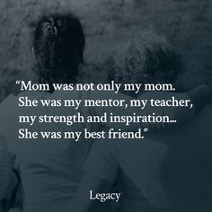 This is one of the most heartfelt goodbyes from a daughter to her mother that you will ever read.