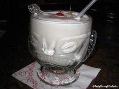 Frozen Pina Colada recipe from WDW's Polynesian....so yummy!!!!