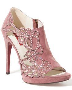 Stunnning Pastel Pink Shoe