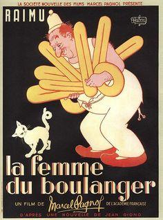 La femme du boulanger by Ωméga *, via Flickr