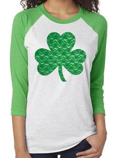 New York State Shamrock Tri-Blend T-Shirt