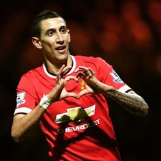 Man Utd's record buy Angel Di Maria has vowed to come good at Old Trafford but will he be a Juan Veron or a Patrice Evra? Manchester United Fa Cup, Official Manchester United Website, Fa Cup 2015, Yeovil Town, Live Matches, Match Highlights, Old Trafford, Granada, My Passion