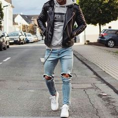 Mode Outfits, Casual Outfits, Fashion Outfits, Fashion Trends, Swag Outfits For Guys, Fashion Shoes, Fashion Ideas, Fashion Tips, Men Street