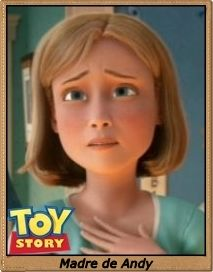 Mrs Davis Madre De Andy Andy S Mon Toy Story Pixar John Lasseter Toy Story Madre Referencias