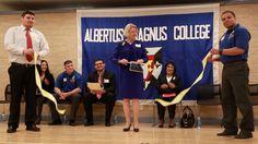 Welcome Celebration for Student Veterans. #VeteranFriendly #Veterans #Education #AdultPrograms #AlbertusMagnusCollege #Learning