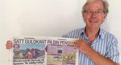 ALMUÑÉCAR. La iniciativa ha contado con el apoyo de Bosse Essén, un sueco afincadoy enamorado del municipio sexitano.