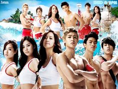 2pm and snsd | SNSD & 2PM Wallpaper