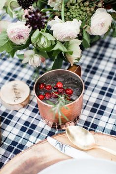 Cranberry and Rosemary Muleshttp://www.sarahhillphotography.com/: