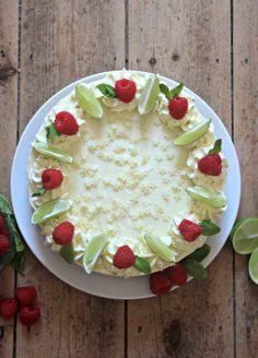 No Bake White Chocol
